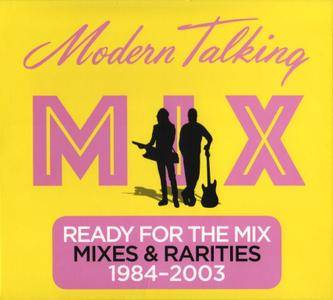 Modern Talking - Ready For The Mix [2CD] (2017)