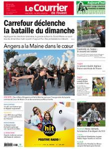 Le Courrier de l'Ouest Nord Anjou – 30 juin 2019