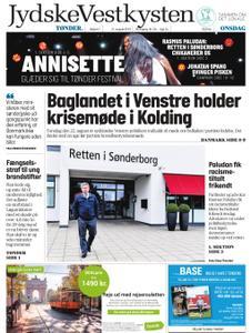 JydskeVestkysten Tønder – 21. august 2019