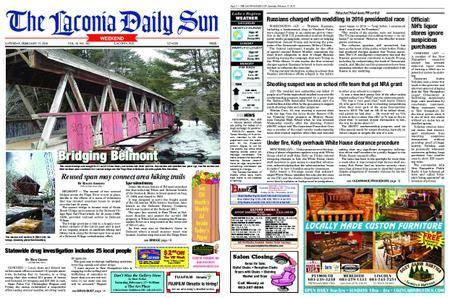 The Laconia Daily Sun – February 17, 2018