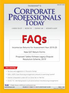 Corporate Professional Today - July 13, 2019