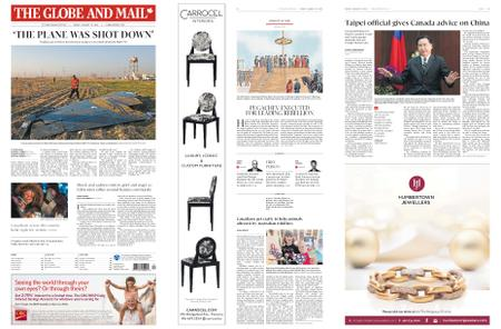 The Globe and Mail – January 10, 2020