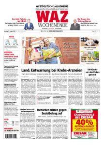 WAZ Westdeutsche Allgemeine Zeitung Oberhausen-Sterkrade - 11. August 2018