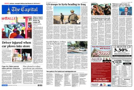 The Capital – October 21, 2019