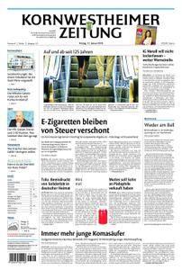 Kornwestheimer Zeitung - 12. Januar 2018