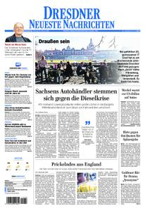 Dresdner Neueste Nachrichten - 18. Februar 2019