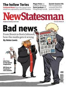New Statesman - 21 - 27 June 2019