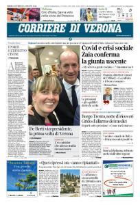 Corriere di Verona – 18 ottobre 2020