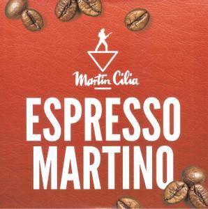 Martin Cilia - Espresso Martino (2018)