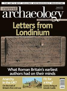 Current Archaeology - Issue 317