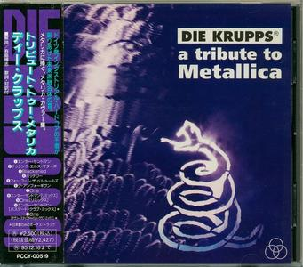 Die Krupps - A Tribute To Metallica (1992) [Japanese edition]