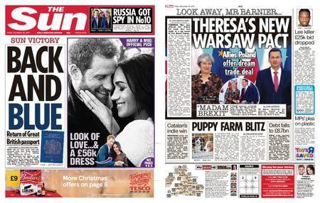The Sun UK – 22 December 2017