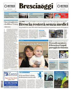 Brescia Oggi - 22 Dicembre 2017