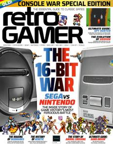 Retro Gamer UK - March 2020