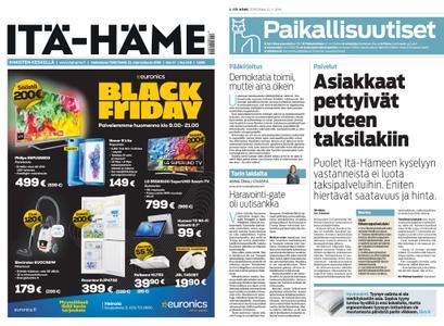 Itä-Häme – 22.11.2018