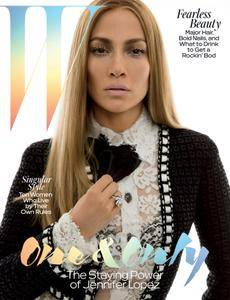 W Magazine - May 2016