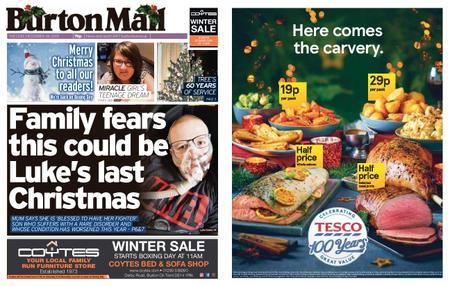 Burton Mail – December 24, 2019