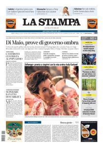 La Stampa Imperia e Sanremo - 12 Settembre 2019