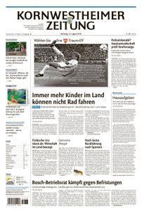 Kornwestheimer Zeitung - 14. August 2018