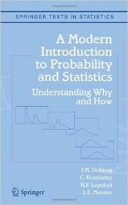 A Modern Introduction to Probability and Statistics [Repost]
