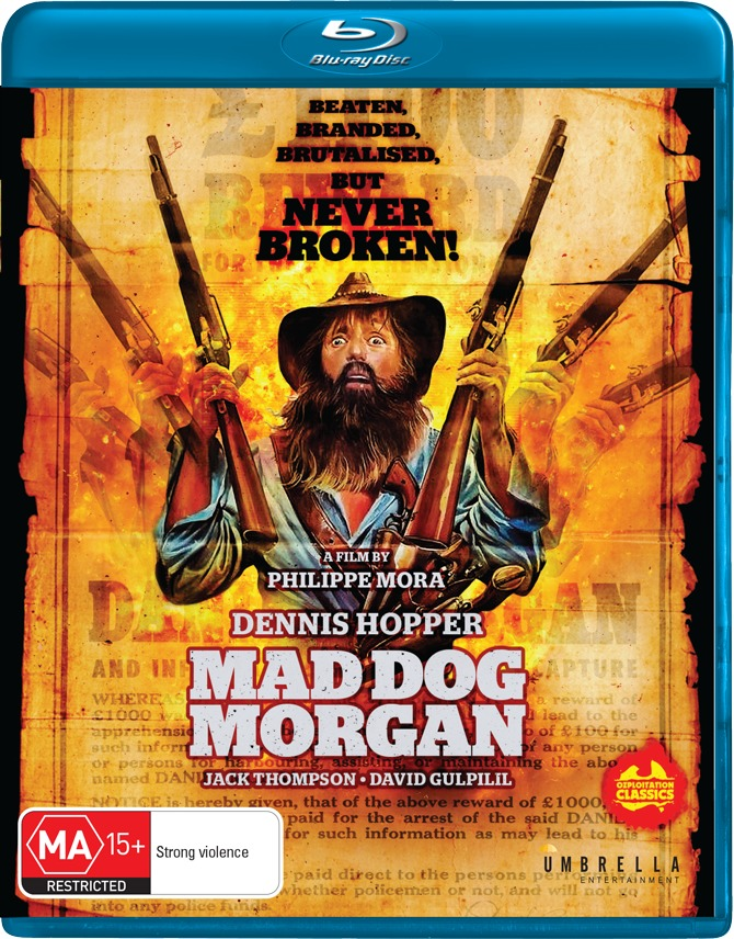 Mad Dog Morgan (1976) + Extras [w/Commentaries]