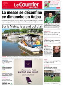 Le Courrier de l'Ouest Angers – 24 mai 2020
