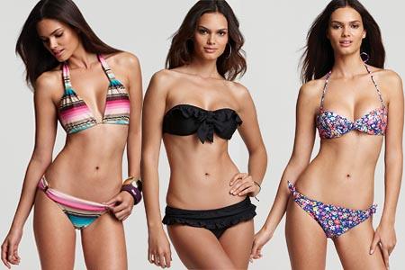 Lisalla Montenegro - Bloomingdales SwimWear 2011