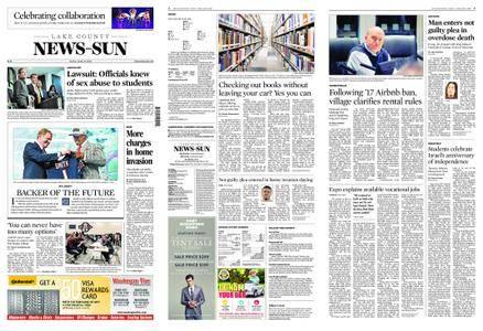 Lake County News-Sun – April 27, 2018