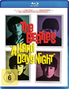 A Hard Day's Night (1964) + Extras [w/Commentary]