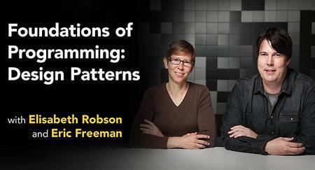 Lynda - Foundations of Programming: Design Patterns [repost]