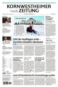 Kornwestheimer Zeitung - 17. Dezember 2018