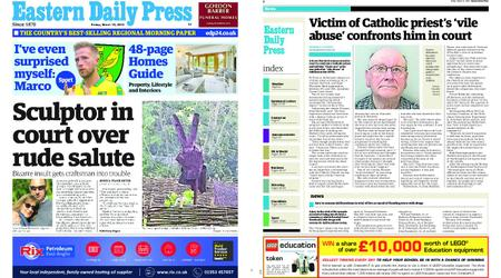 Eastern Daily Press – March 15, 2019
