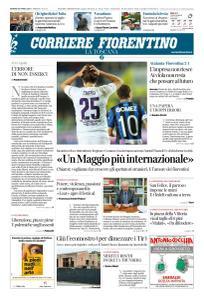 Corriere Fiorentino La Toscana - 26 Aprile 2019