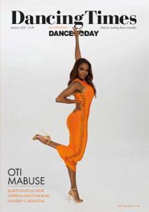 Dancing Times - January 2021