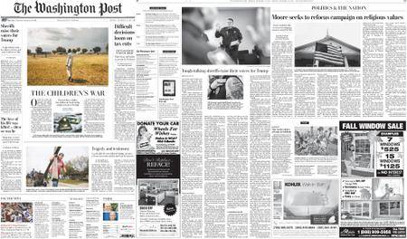 The Washington Post – November 13, 2017