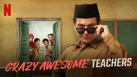 Crazy Awesome Teachers (2020)
