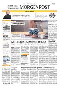 Solinger Morgenpost – 09. Januar 2019
