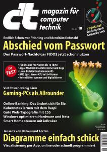 c't Magazin - 17 August 2019