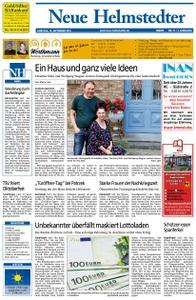 Neue Helmstedter - 14. September 2019