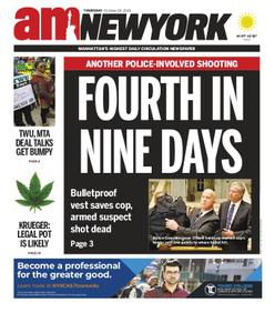AM New York - October 24, 2019