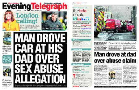 Evening Telegraph First Edition – January 15, 2018