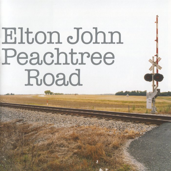 Elton John - Peachtree Road (2004) MCH PS3 ISO + Hi-Res FLAC
