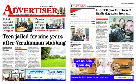 The Herts Advertiser – January 31, 2019