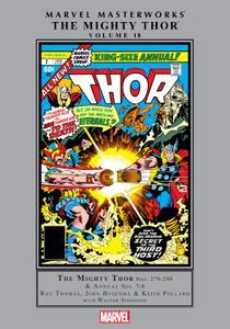 Marvel Masterworks - The Mighty Thor v18 (2019) (Digital) (Zone-Empire