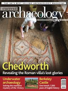 Current Archaeology - Issue 305