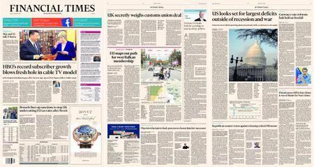 Financial Times Europe – 02 February 2018