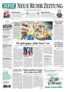 NRZ Neue Ruhr Zeitung Essen-Postausgabe - 16. Januar 2018