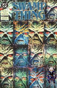 Swamp Thing Part 4 - 1987-1996 [51 of 126] Swamp Thing [1990-11] 101 cbr