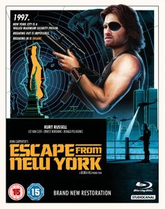 Escape from New York (1981) [4K, Ultra HD]
