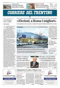 Corriere del Trentino - 16 Gennaio 2018
